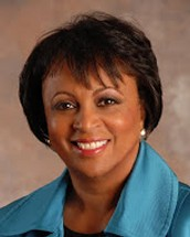 Carla Hayden, CEO of the Pratt Public Library Systems, Baltimore, MD
