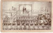 Execution of John Brown