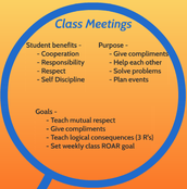 Why a Class Meeting?