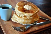 help needed an experienced chef who can cook the finest pancakes
