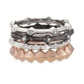 Katelyn Mixed Band Ring $20