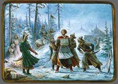 1054-1223 A.D.-Invasion of the Polovtsy