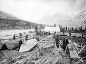 Lake Bennett (1800s)