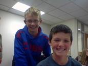 Jordan and Thomas