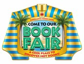 The fall Book Fair is here!