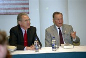 President Bush 41's Leadership: Six Presidential Roles