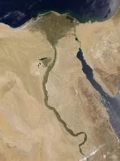 5 Facts about the Nile delta