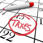 Don't Forget! It's Tax Time! - April 18 Deadline
