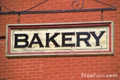 Come visit the bakery!