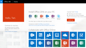 3. Select 'OneDrive'