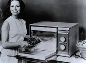 Countertop Microwave Oven (1960s)