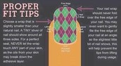 Proper fit tips...