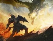Death of a Dragon