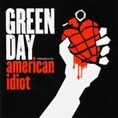 Green Day SACA NUEVO ÁLBUM
