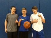 Hoops for Heart Champs 8th Grade