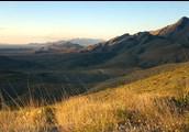 Franklin Mountains State Park and Fajita