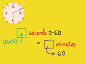 Convert Minutes to Seconds