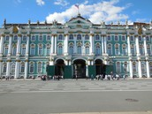 Day 1 the Hermitage Museum