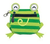 Icon Coin Purse- Frog