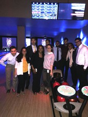 ISG Bowling Event