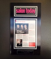 Featured in Salon Today 2014