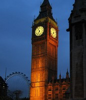 What does Big Ben symbolizes?