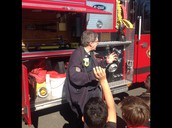 Learning About Fire Safety!!!