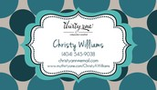 Christy Williams' Contact Information