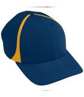 Augusta FlexFit Zone Cap Navy/Gold