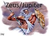 Zeus,Poseidon,Hera