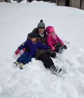 Hugs & Snow
