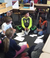 4th Grade Book Club Talk