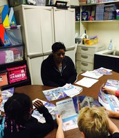 Small Groups in First Grade