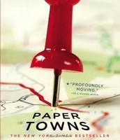Paper Towns by John Green (available at PHS and PFC)