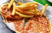 ¿Qué comida te gusta cuando tienes mucha hambre?