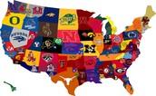 Favorite Sports/College Team