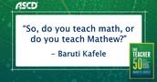 Teach. Reflect . Learn. Teach.