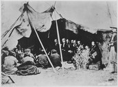 Fort Laramie 1868 negotiations
