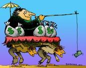 Federalist Belief: The wealthy must rule not the poor