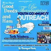 THANKSGIVING YOUTH COMMUNITY OUTREACH