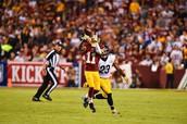 Offensive HIghligts: Steelers @ Redskins
