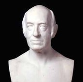 Sculpture of Garrison.