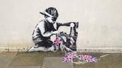 Banksy's Boy Worker