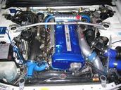 skyline  r34 motor