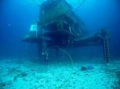 under water base for the ocean engineers