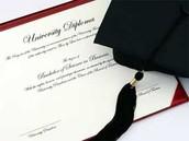 How do I get a Bachelor's Degree?