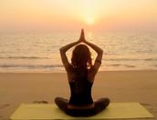 Why I chose to learn Yoga