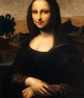 Gioconda creada por la fundación Mona Lisa