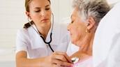 Hartslag meten met de stethoscoop