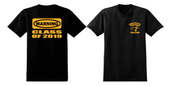 Class of 2019 Short Sleeve Tee Shirt